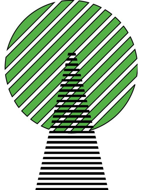 Logo Genossame Wangen Baum